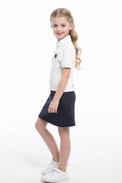 فستان بولو بناتي متعدد الالوان