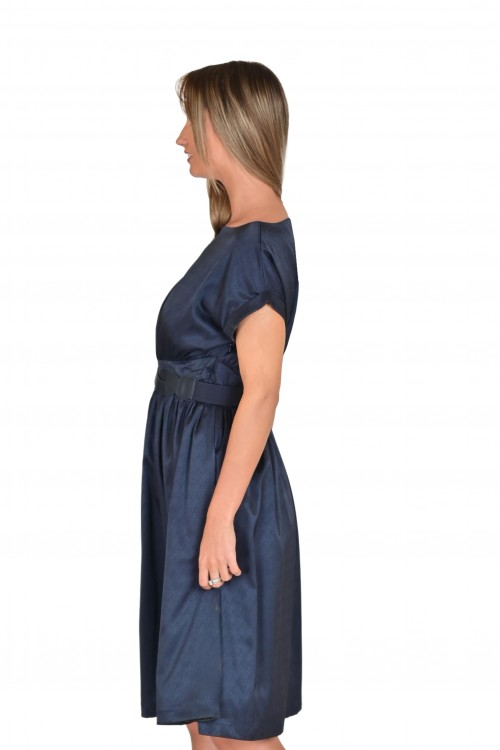 فستان نسائي كحلي
