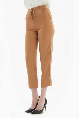 Beige Pants For Women