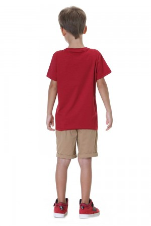 Wine T-Shirts For Boys