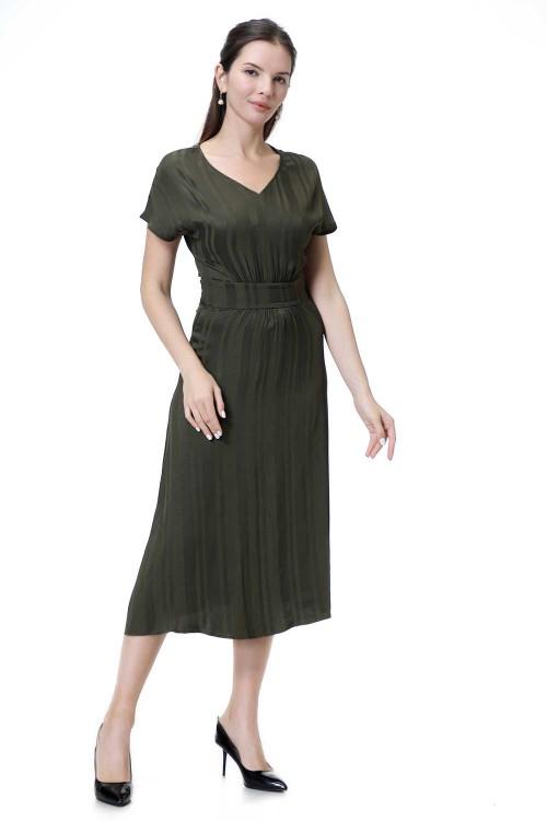 فستان نسائي ازرق